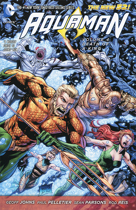 Aquaman: Volume 4: Death of a King goon show the volume 24 the case of the missing heir
