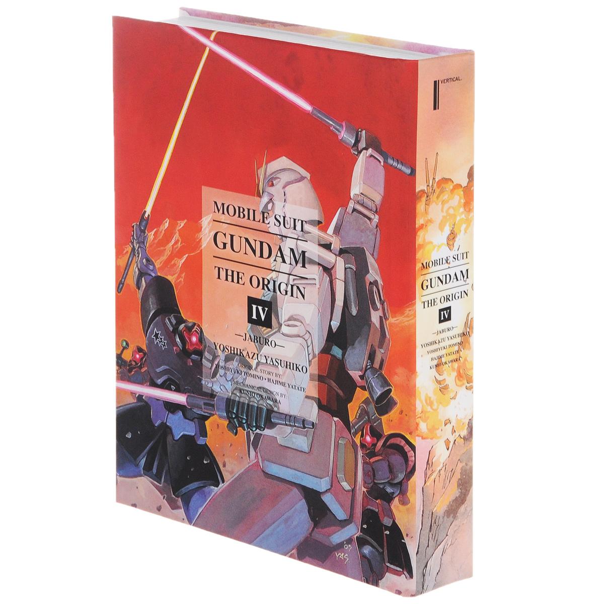 Mobile Suit Gundam: The Origin: Volume 4: Jaburo гарнитура bb mobile micron 4 white