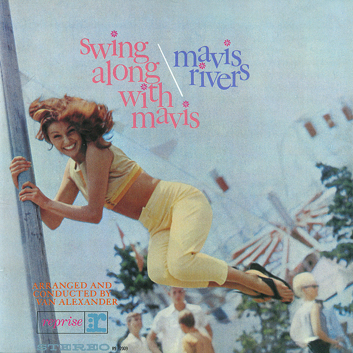 Mavis Rivers. Swing Along With Mavis