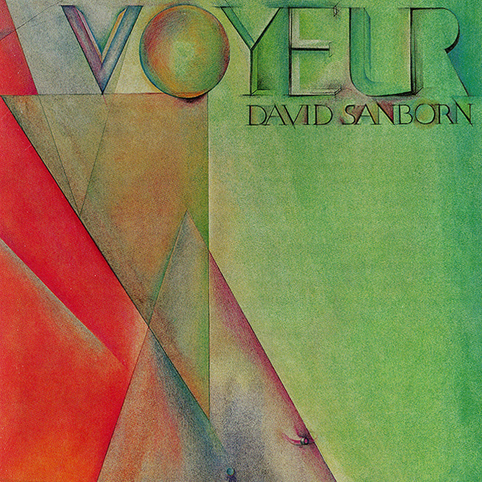 David Sanborn. Voyeur