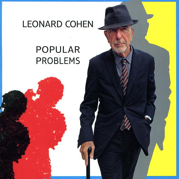 Леонард Коэн Leonard Cohen. Popular Problems leonard cohen leonard cohen dear heather 180 gr