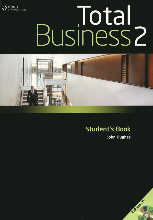 Total Business 2: Student's Book (+ 2 CD) michael jacksons this is it cd
