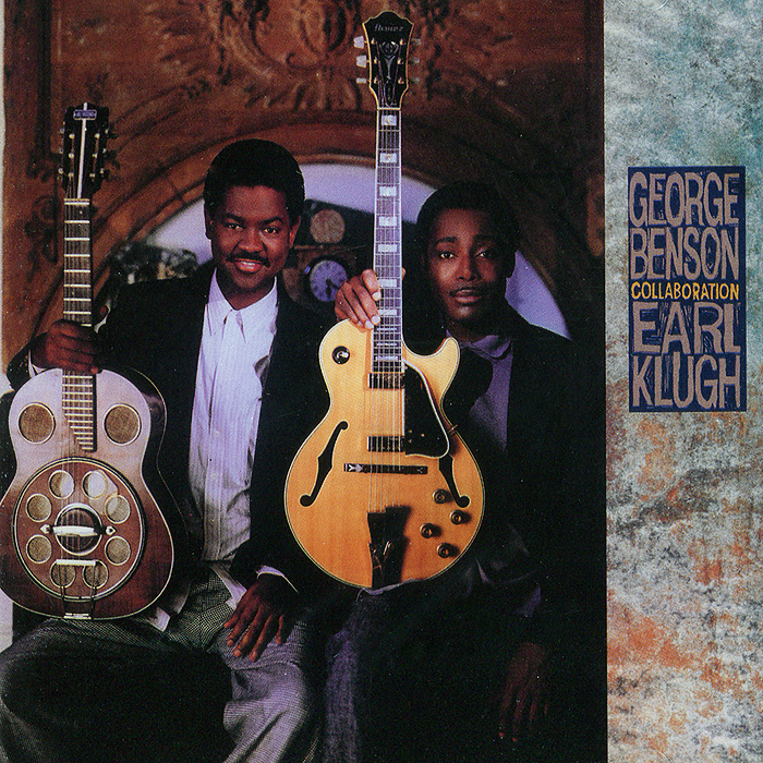 Джордж Бенсон,Эрл Клаф George Benson, Earl Klugh. Collaboration джордж бенсон эрл клаф george benson earl klugh collaboration