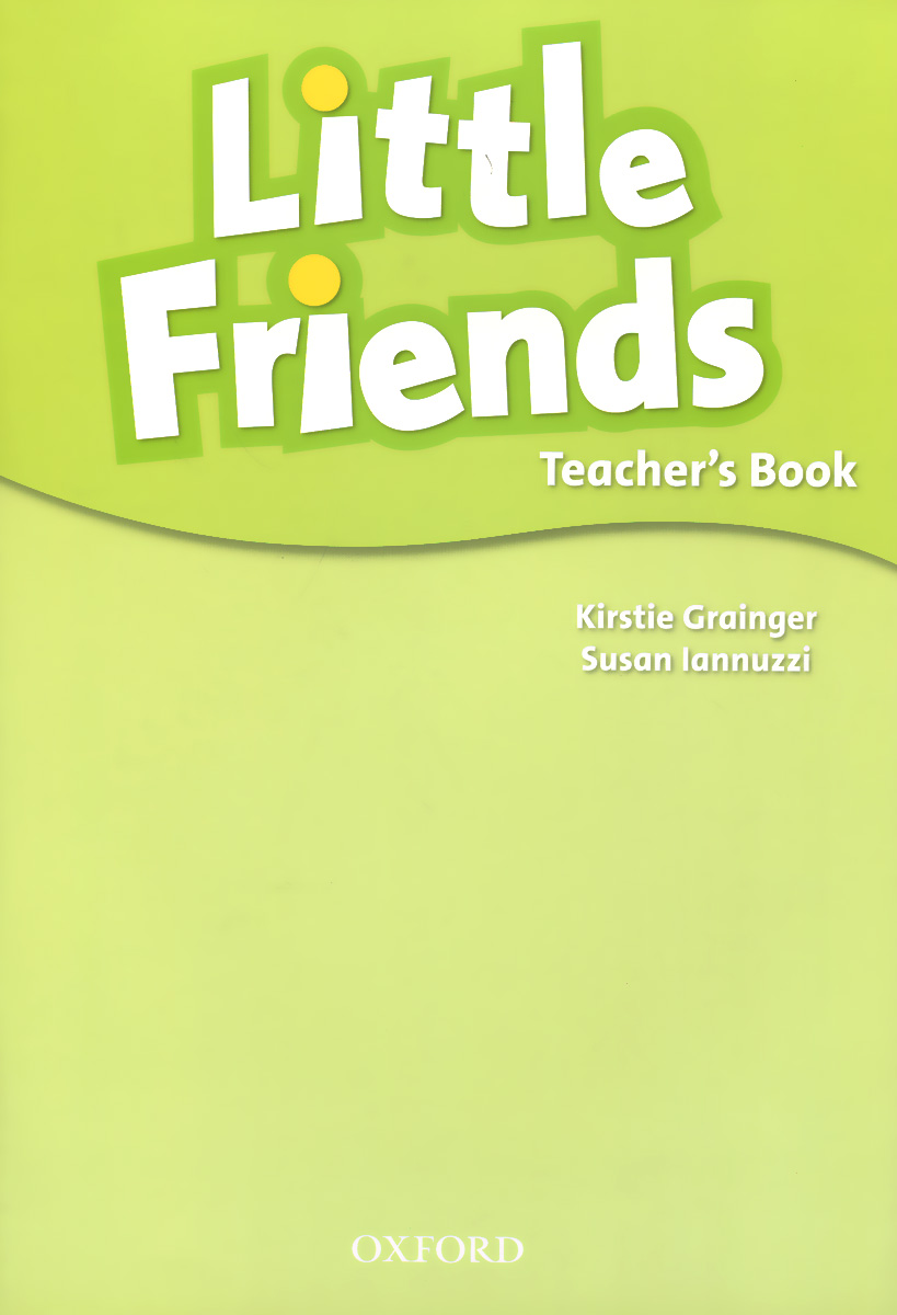 Little Friends: Teacher Book complete first teacher s book with teacher s resources cd