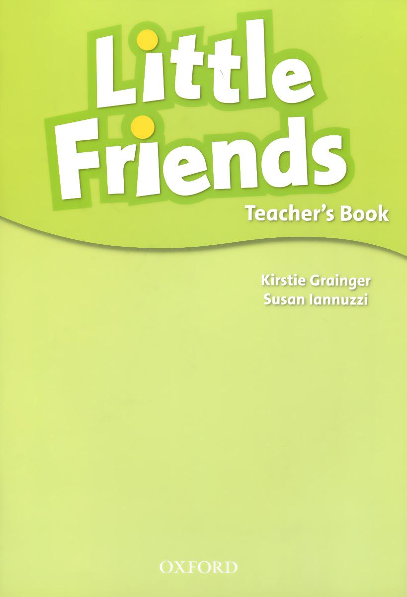 Little Friends: Teacher Book оборудование для химчистки салона автомобиля торнадор
