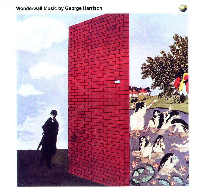 Джордж Харрисон George Harrison. Wonderwall Music джордж харрисон george harrison early takes volume 1 lp