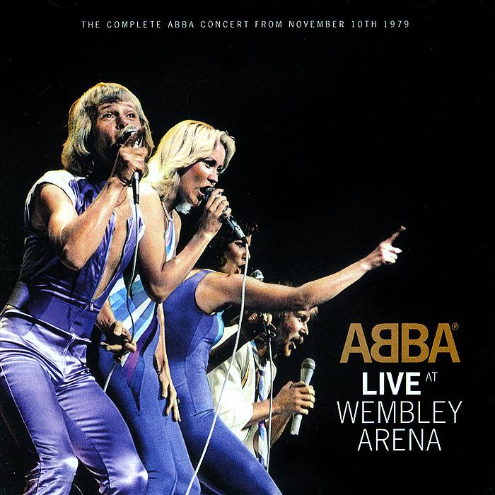 ABBA ABBA. Live At Wembley Arena (2 CD) abba abba the album 2 lp