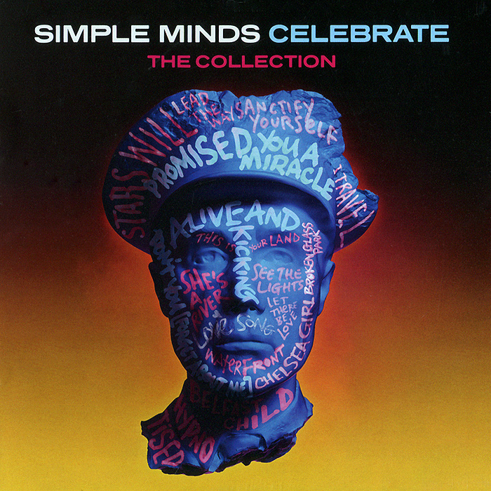 Simple Minds Simple Minds. Celebrate. The Collection simple minds simple minds sparkle in the rain 4 cd dvd