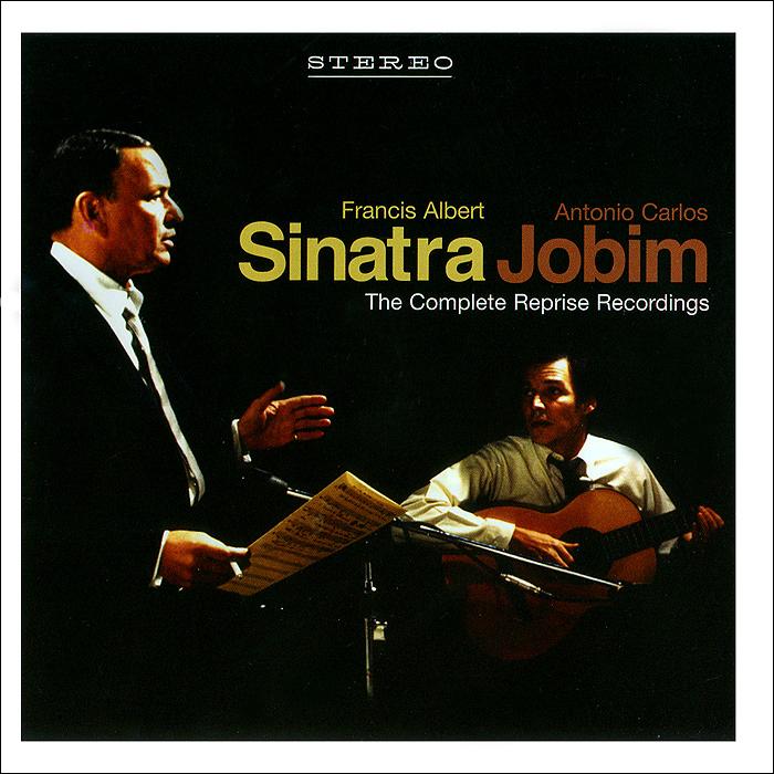 все цены на Фрэнк Синатра,Антонио Карлос Жобим Francis Albert Sinatra, Antonio Carlos Jobim. The Complete Reprise Recordings