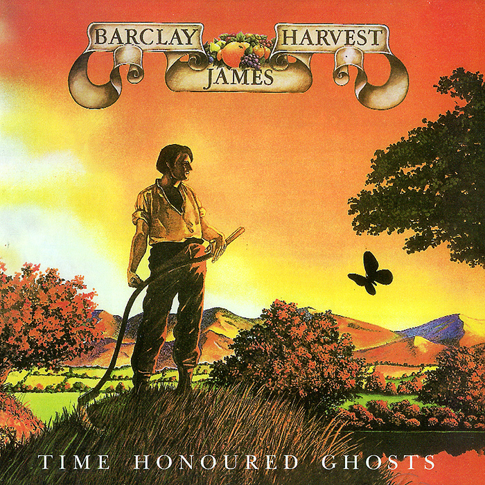 Barclay James Harvest. Time Honoured Ghosts