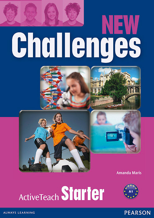 New Challenges. ActiveTeach Starter new challenges active teach 3