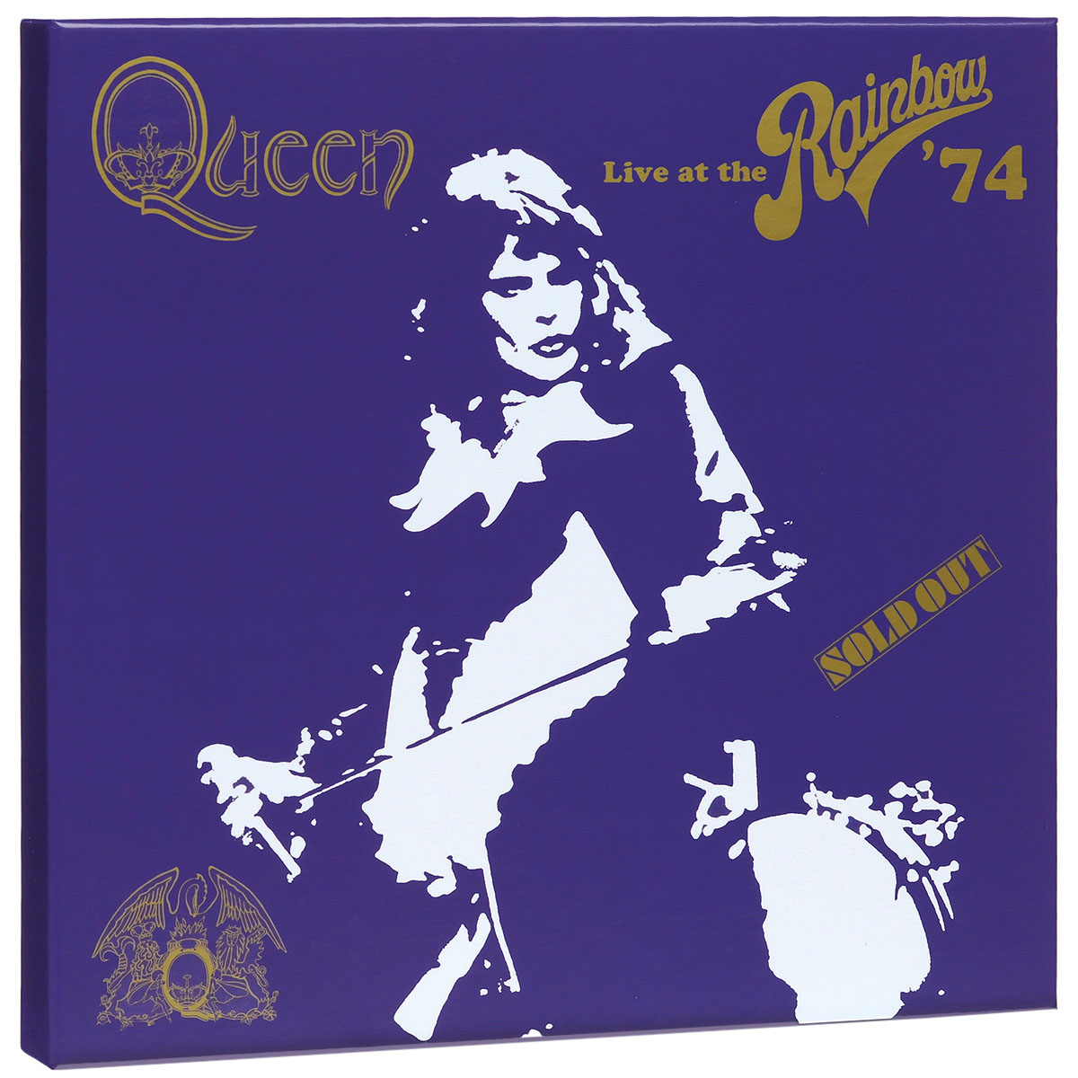 Queen Queen. Live At The Rainbow' 74 (4 LP) queen queen a night at the opera lp