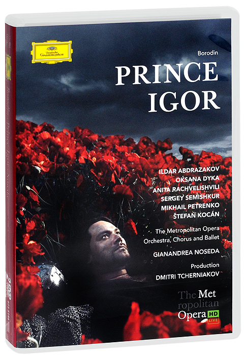 Borodin: Prince Igor. Noseda made possible by succeeding with sponsorship