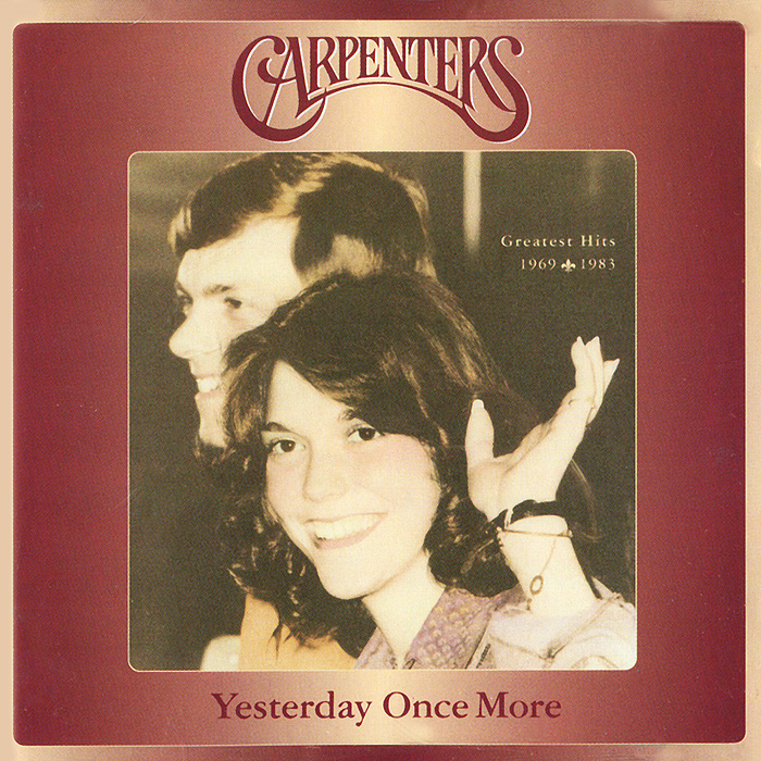 Carpenters. Yesterday Once More (2 CD)