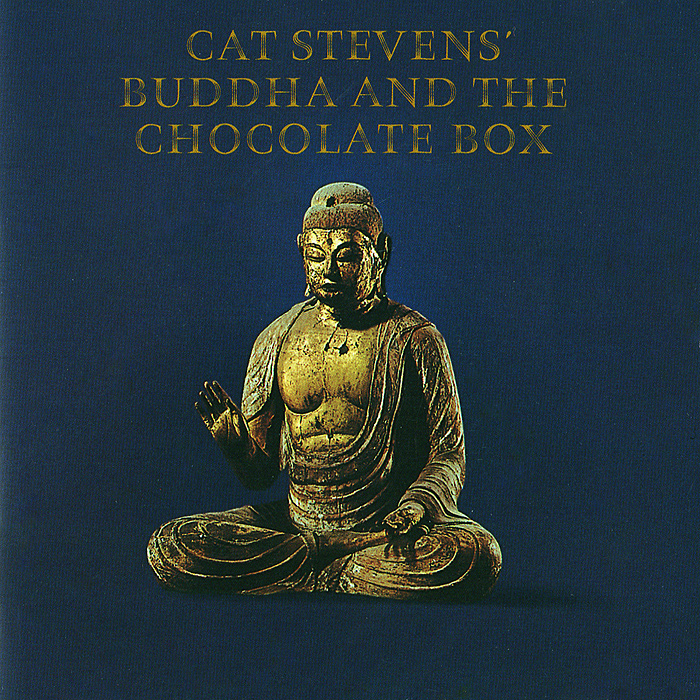 Кэт Стивенс Cat Stevens. Buddha And The Chocolate Box цена