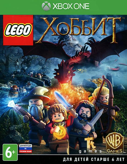 Zakazat.ru LEGO Хоббит (Xbox One)