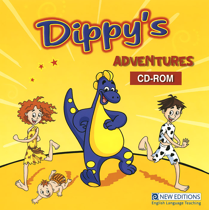 Dippy's Adventures (CD-ROM) objective ielts advanced student s book with cd rom