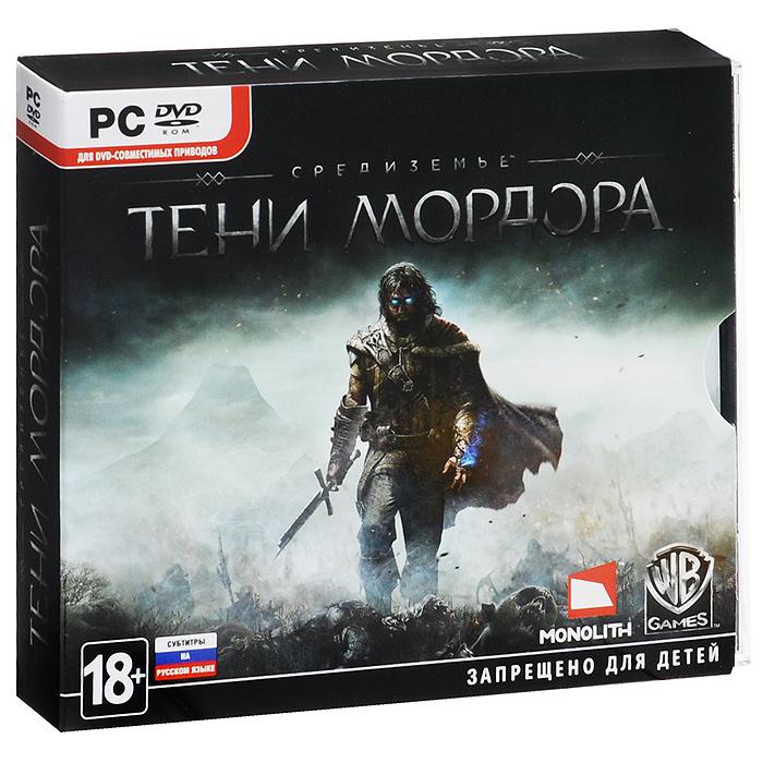 Средиземье: Тени Мордора (2 DVD)