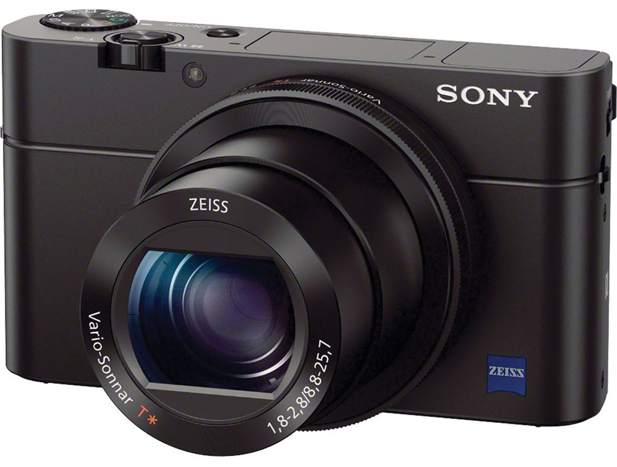 Sony Cyber-shot DSC-RX100 III цифровая фотокамера free shipping s608 2rs cb stainless steel 440c hybrid ceramic deep groove ball bearing 8x22x7mm 608