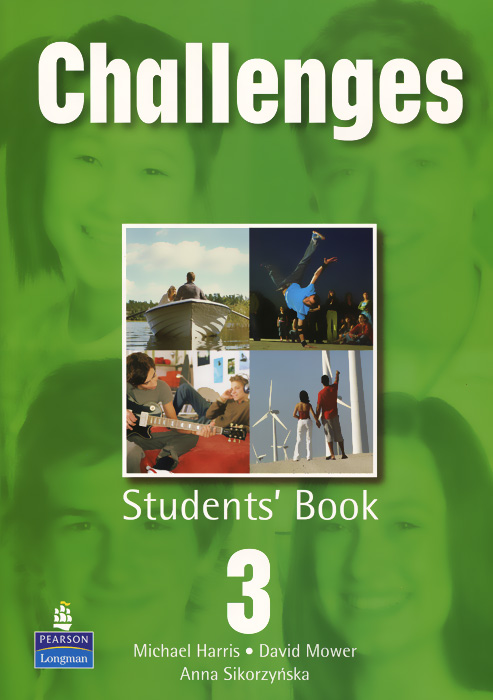 Challenges 3: Student Book english learning and teaching in taiwan