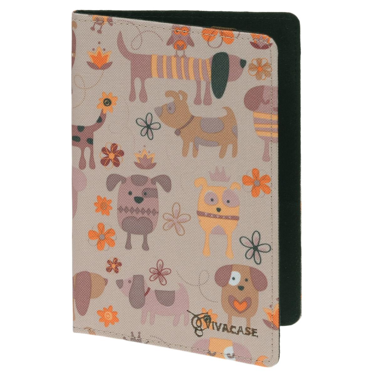 все цены на Vivacase Doggy универсальный чехол-обложка для планшетов 7