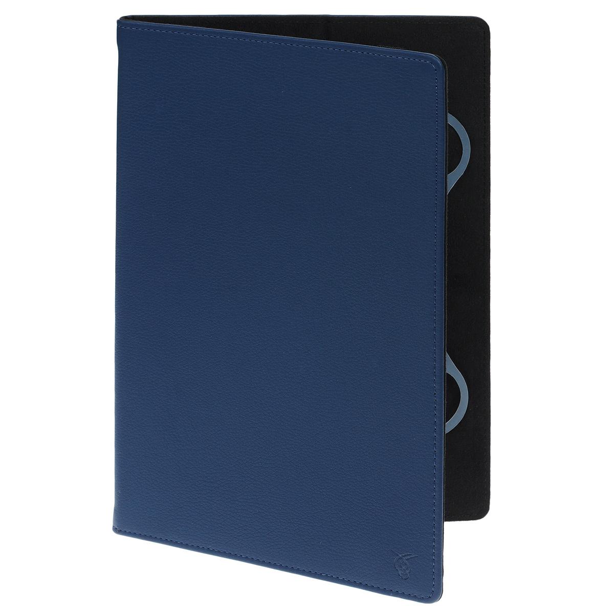 Vivacase Basic универсальный чехол-обложка для планшетов 11, Blue (VUC-CM011-blue) чехлы для планшетов 10 дюймов украина