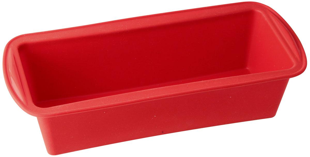 Форма для выпечки Dr.Oetker Flexxibel, прямоугольная, цвет: красный, 29 х 14 см1250Прямоугольная форма Dr.Oetker Flexxibel будет отличным выбором для всех любителей выпечки. Благодаря тому, что форма изготовлена из силикона, готовую выпечку вынимать легко и просто. Изделие оснащено удобными ручками. Форма прекрасно подходит для выпечки хлеба и рулетов. С такой формой вы всегда сможете порадовать своих близких оригинальной выпечкой. Материал изделия устойчив к фруктовым кислотам, может быть использован в духовках, микроволновых печах, холодильниках и морозильных камерах (выдерживает температуру от -25°C до 250°C). Антипригарные свойства материала позволяют готовить без использования масла.Можно мыть и сушить в посудомоечной машине. При работе с формой используйте кухонный инструмент из силикона - кисти, лопатки, скребки. Не ставьте форму на электрическую конфорку. Не разрезайте выпечку прямо в форме.