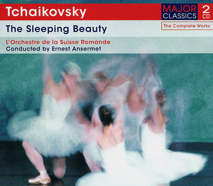 L'Orchestre De La Suisse Romande,Эрнест Энсермет Tchaikovsky. The Sleeping Beauty (2 CD) cbn e314l gear pump the left rotation splined shaft long shaft with no flange no end oil outlet