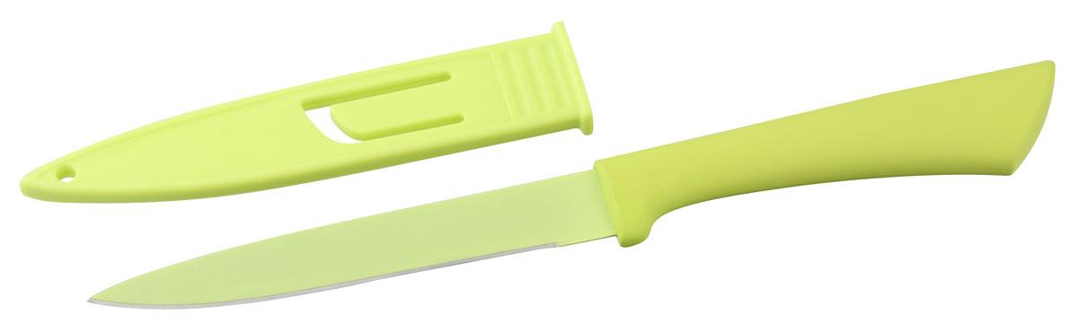 HAPPY Нож универсальный с чехлом, 12/24 см27102Предназначен для нарезания продуктов