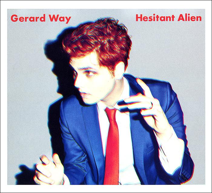 Джерард Уэй Gerard Way. Hesitant Alien виниловая пластинка gerard way hesitant alien