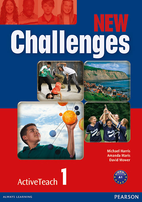 New Challenges. ActiveTeach 1 amanda maris new challenges 1 workbook cd