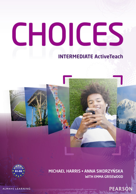 Choices Intermidiate. Active Teach new challenges active teach 3