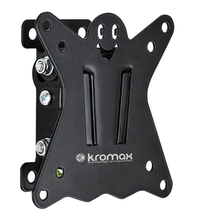 Kromax Casper-101, Black настенный кронштейн для ТВ кронштейн для тв kromax star 11 black