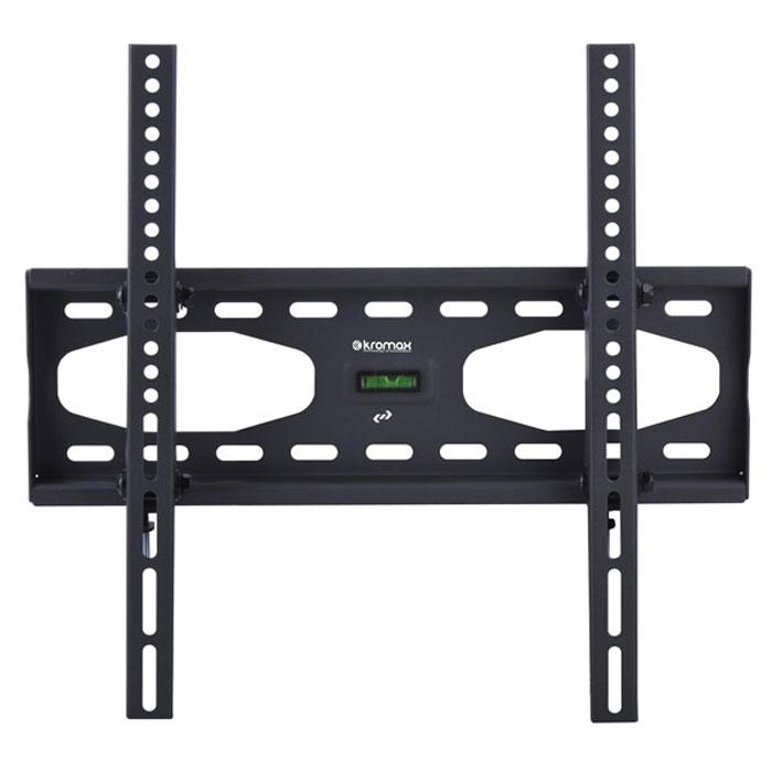 Kromax Star-44, Grey настенный кронштейн для ТВSTAR-44Настенный кронштейн Kromax Star-44 для ЖК (LCD) телевизоров и плазменных панелей с диагональю экрана 26-55 дюймов.