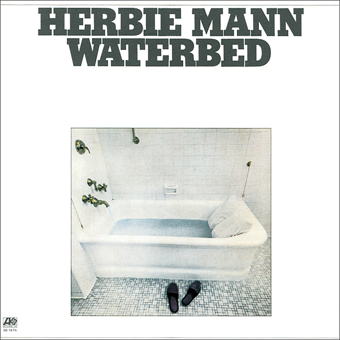Херби Манн Herbie Mann. Waterbed manfred mann s earth band manfred mann s earth band watch lp