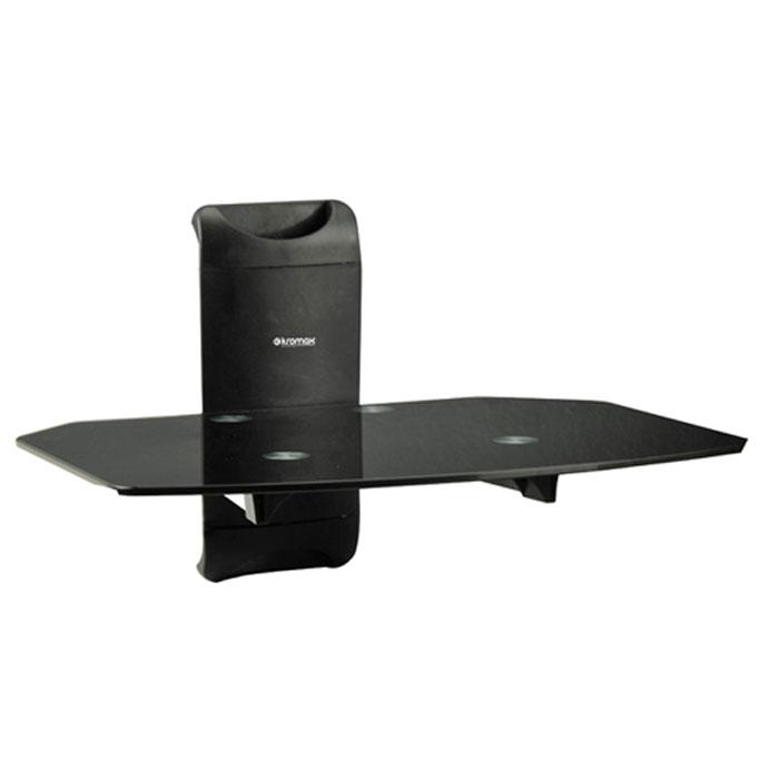 Kromax X-Mono, Black настенный кронштейн для A/V систем набор для домашнего кинотеатра