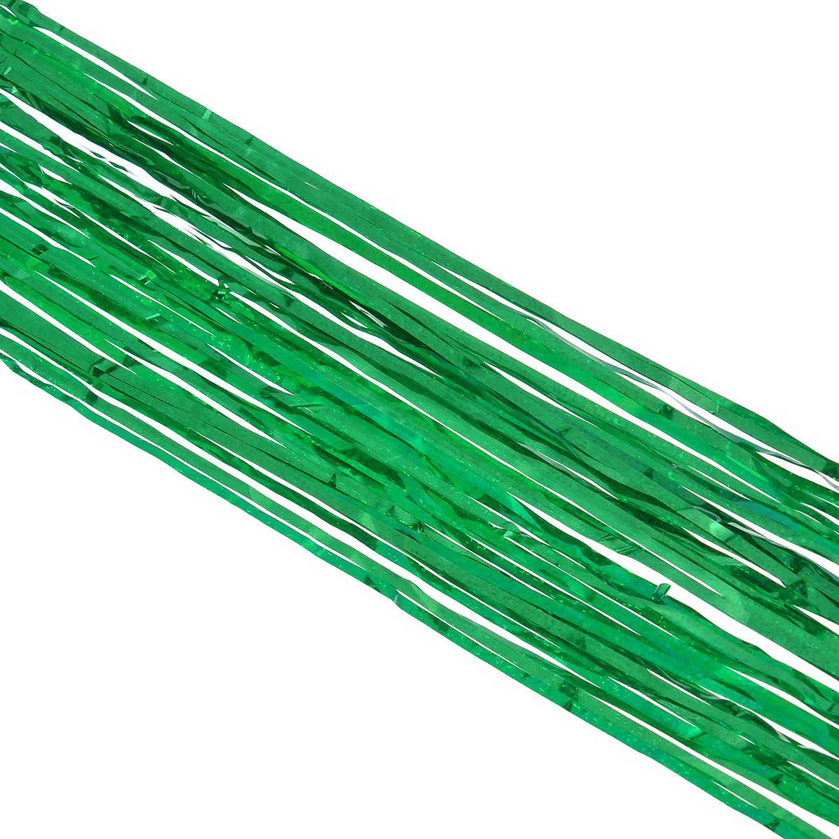 Дождик новогодний Sima-land, цвет: зеленый, 15 х 100 см. 702534702534Новогодний дождик Sima-land, изготовленный из фольги, поможет вам украсить свой дом к предстоящим праздникам. Новогодняя елка с таким украшением станет еще наряднее. Новогодним дождиком можно украсить все, что угодно - елку, квартиру, дачу, офис - как внутри, так и снаружи. Можно сложить новогодние поздравления, буквы и цифры, дождиком можно украсить и дополнить гирлянды, можно выделить дверные колонны, оплести дверные проемы.Коллекция декоративных украшений из серии Зимнее волшебство принесет в ваш дом ни с чем не сравнимое ощущение праздника! Создайте в своем доме атмосферу тепла, веселья и радости, украшая его всей семьей.Ширина: 15 см.