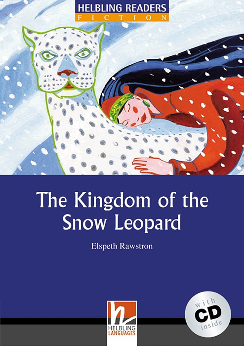 The Kingdom of the Snow Leopard: Level 4 (+ CD) the snow leopard