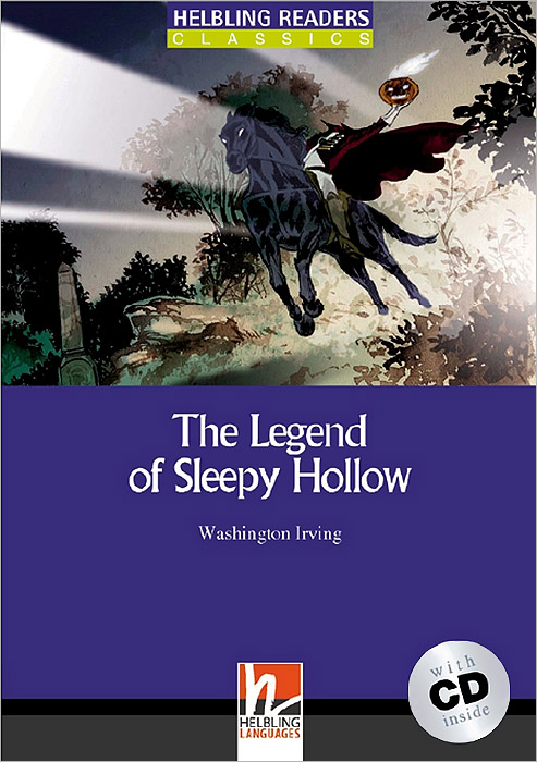 The Legend of Sleepy Hollow: Level 4 (+ CD) the kingdom of the snow leopard level 4 cd
