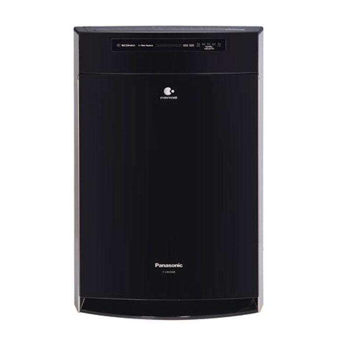 Panasonic F-VXH50, Black очиститель воздухаF-VXH50R-KКомплекс очистки и увлажнения воздуха Panasonic F-VXH50R изменит ваше представление о здоровоммикроклимате в доме. Устройство функционирует на основе инновационных технологий – передовых виндустрииклиматической техники: Nanoe - уникальная технология, которая защищает Ваше здоровье и сохраняет красоту; Ecovani - экологичный режим работы активирует устройство Panasonic F-VXH50R, только когда этонеобходимо, экономя до 40% электроэнергии; Технология Mega Catcher - очищает комнатную среду путем мощного всасывания воздуха, в том числе в 30 смот пола - там, где играют дети; Humidification - обеспечивает наиболее комфортный уровень влажности воздуха.При первом включении воздухоочистителя Panasonic F-VXH50R сенсоры загрязнения анализируют составвоздуха в помещении. Последующие две недели климатический комплекс выстраивает алгоритм работы, всоответствии с распорядком жизни хозяев, фиксируя в памяти прибора точное время и периодичностьвозникновения определенных видов загрязнения (например, утренние проветривания и др.).Тип двигателя: DC 3D-циркуляция воздушного потока Функция увлажнения Автоматический режим Режим сна (8 часов) Режим Spot Air Датчик: Грязь/Запах/Влажность Датчик света Индикатор чистоты Индикатор влажности Функция Seamless Drive Индикатор замены фильтра