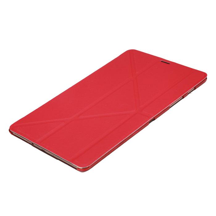 IT Baggage Hard Case чехол для Samsung Galaxy Tab S 8.4, RedITSSGTS841-3IT Baggage Hard Case для Samsung Galaxy Tab S 8.4 - удобный и надежный чехол для планшета Samsung Galaxy Tab S 8.4, который надежно защищает ваше устройство от внешних воздействий, грязи, пыли, брызг. Также чехол поможет при ударах и падениях, смягчая их, и не позволяя образовываться на корпусе царапинам, потертостям. Кроме того, он будет незаменим при длительной транспортировке устройства.