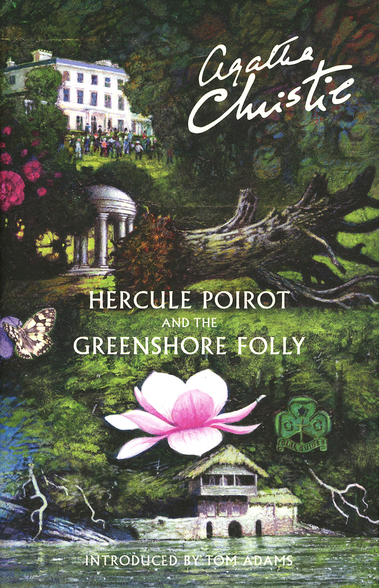 Hercule Poirot and the Greenshore Folly fete fe009cwliw13 fete