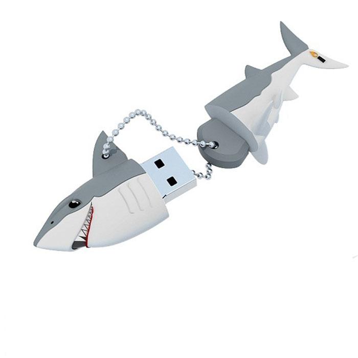 Iconik Акула 8GB USB-накопитель - Носители информации