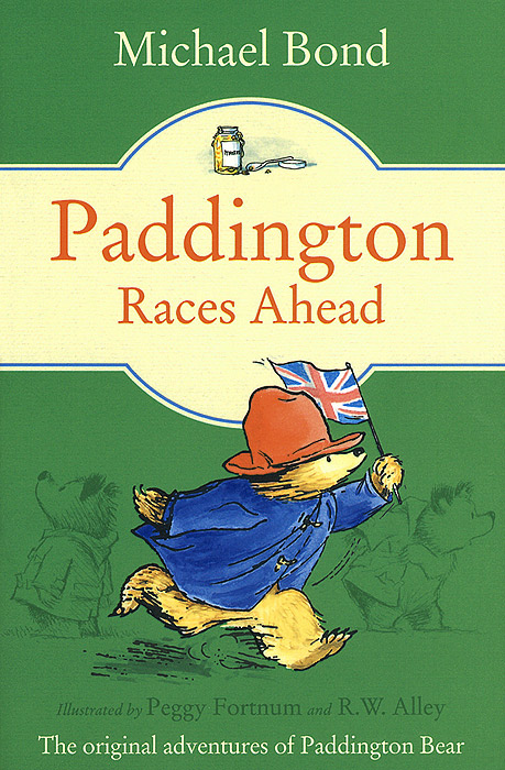 Paddington Race Ahead a bear called paddington 2 cd