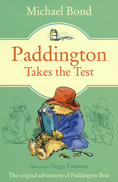 Купить Paddington Takes The Test,