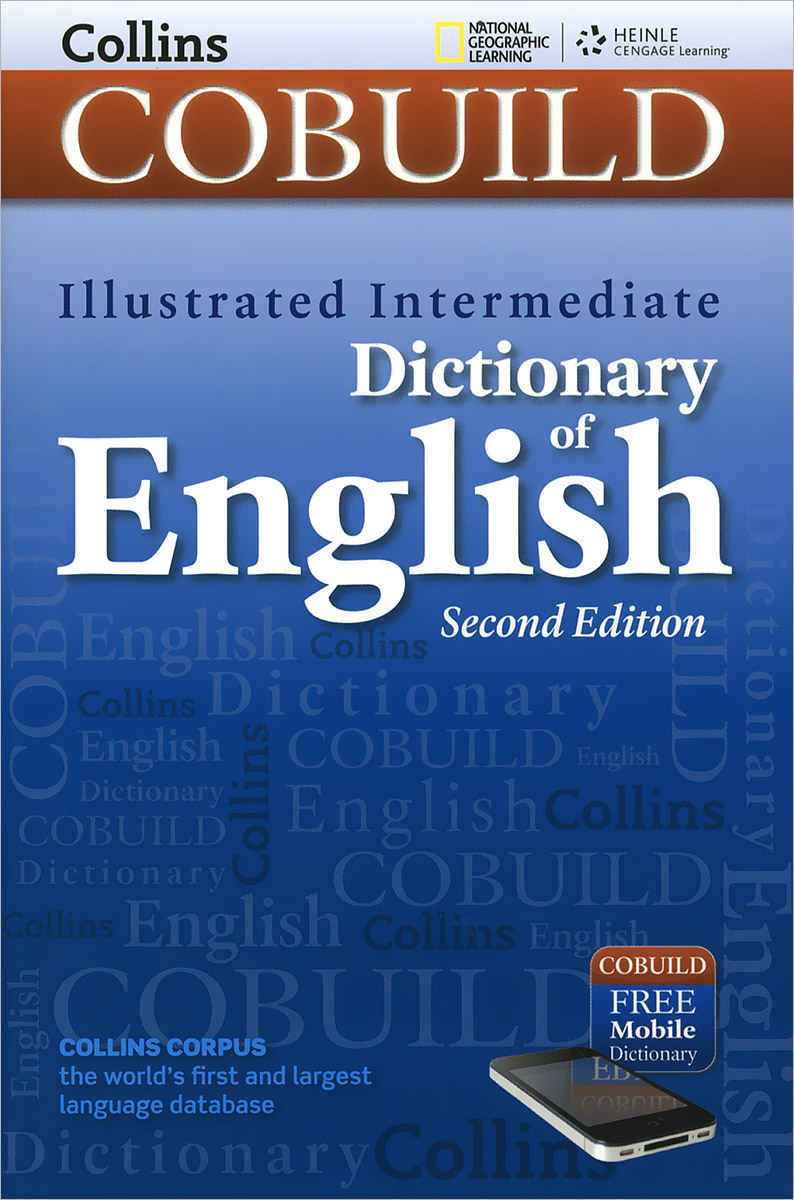 Collins Cobuild Illustrated Intermediate Dictionary of English cobuild intermediate learner's dictionary