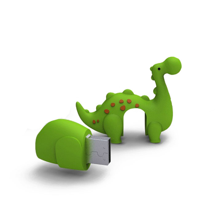Iconik Динозавр 8GB USB-накопитель - Носители информации