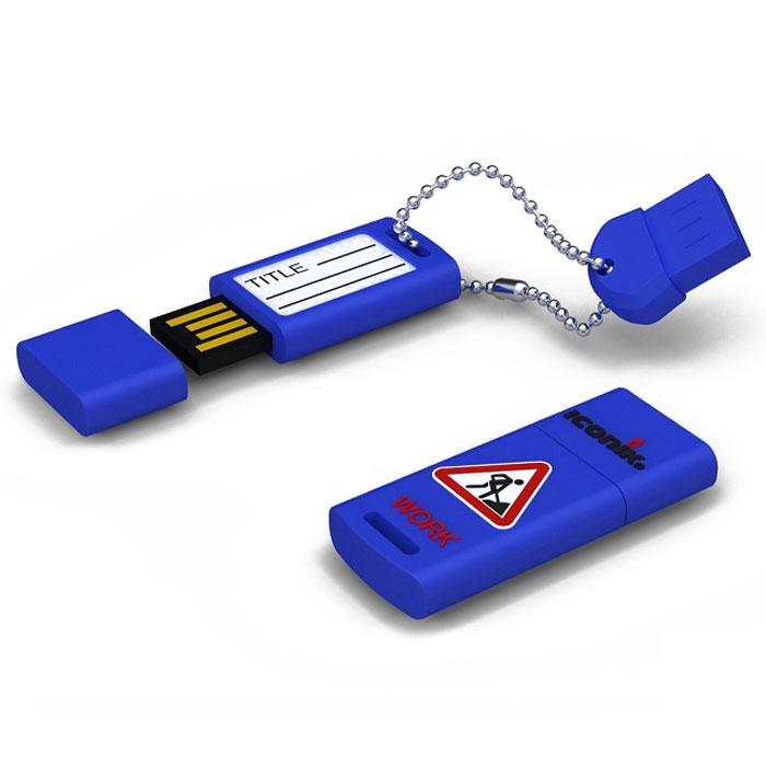 Iconik Для работы 8GB USB-накопитель - Носители информации