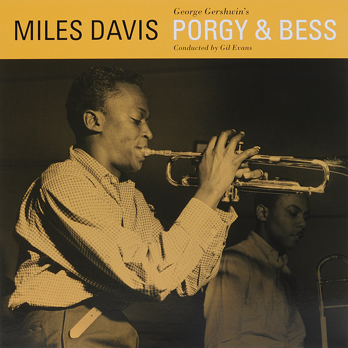 Майлз Дэвис Miles Davis. Porgy & Bess (LP) майлз дэвис оскар петтифорд ред гарланд филли джо джонс miles davis the musings of miles lp
