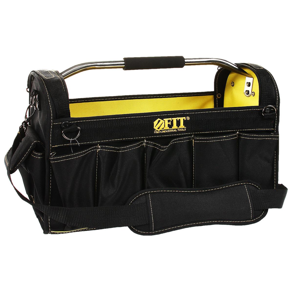 Сумка для инструментов FIT, 16 отделений, 45 см х 21 см х 33,5 см12550&nbsp
